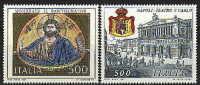 1987 - Italia 1832/33 Stemma, - Timbres
