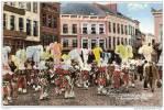 BINCHE ..-- Carnaval .  Le Rondeau Des Gilles . - Binche