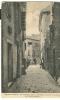 DIGNANO D'ISTRIA,  VIA CASTELLO, ANTICA PORTAROL, B/N VIAGGIATA  1939,  ANIMATA, - Kroatien