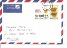 Lettre   Afrique Du Sud 1996 (605)  Coquillage - Afrique Du Sud (1961-...)