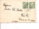 Lettre   Autriche 1909  (614) - 1850-1918 Imperium