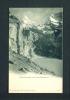 SWITZERLAND  -  Oeschinensee  Unused Postcard As Scans - BE Berne