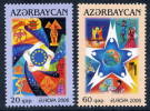 AZERBAIJAN 2006 Europa: Integration MNH / ** - Azerbaïjan