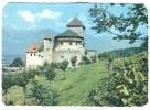 Liechtenstein, Schloss VADUZ, Castle Of Vaduz, Unused Postcard [10408] - Liechtenstein