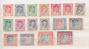 Sc. 141-155 - Rhodesia & Nyasaland (1954-1963)