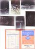Pochette De 6 Négatifs: Famille à La Plage. Agfa. Photographie Auguste Hoc, Gembloux. - Photographie
