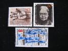 BRD  1056- 1057 - 1058  O - [7] République Fédérale
