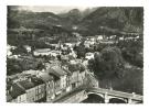 Belle CPSM Tarascon Sur Ariège (09) - Vue Générale - Photographie Véritable - France