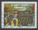 FRANCE  N°583___ OBL VOIR SCAN - Autoadesivi