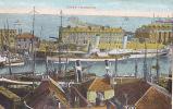 DOVER HARBOUR / TRES BELLE CARTE 1909 - Dover