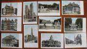 Bruxelles 80 Cartes Postales Anciennes VOIR Les 8 SCANS - Belgique