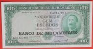 PORTUGAL -Mozambique  100  ESCUDOS  1961    -    (148) - Portugal