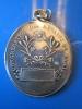 Médaille/Argent/Congrégat Ion Des Enfants De Marie/Non Attribuée/Vers 1880    D56 - France