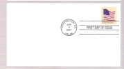 FDC United States Flag - First Day Covers (FDCs)