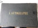 L´ AUTOGRAPHE - Livres, BD, Revues