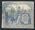 Superbe Fiscal De 1888 - Revenue Stamps