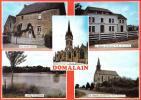 Carte Postale 35. Domalain Trés Beau Plan - Other Municipalities