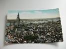 Belgio Antwerpen  Anvers Panorama E Cattedrale Chiesa - Non Classificati