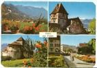 Liechtenstein, Gruss Aus Vaduz, Used Postcard [10473] - Liechtenstein