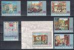 1972, Sauvez Venise, Série Incl. Bloc  ,  Y&T No. 2712 - 2718 + Bloc No. 100, Neuf **, Lot 35434 - Unused Stamps