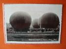"""Ballonstart Anläßlich Der Taufe Des Ballon """"Basel, Mit Vignette, Gelaufen 1932 ! - Fesselballons"""