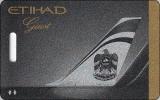 UAE Membercard   Airline  Flugzeug Etihad - Vliegtuigen