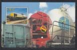 BELGIE-BELGIEN Eisenbahnpaketmarken  Mi.Nr. Block 5 Eisenbahn, Train - MNH - Bahnwesen