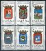 Y&T  N° 1179-1184 ** - 1931-Hoy: 2ª República - ... Juan Carlos I