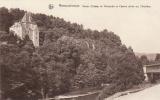 Remouchamps - Ancien Château De Montjardin Et  Chemin De Fer Sur L'Amblève - Aywaille