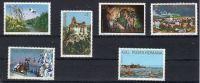 1978, Tourisme,  Y&T No. 3103 - 3108, Neuf **, Lot 35514 - 1948-.... Repubbliche