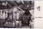 """Le Tour..restaurant """"la Chaumière"""" - Evian-les-Bains"""