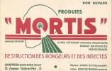 PRODUITS MORTIS  DESTRUCTION DES RONGEURS ET DES INSECTES  MONTREUIL SOUS BOIS - Agriculture
