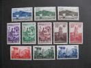Archipel Des Comores: TB Série N° 1 Au N°11, Neufs X. Cote = 17,00 Euros. - Unused Stamps