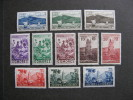 Archipel Des Comores: TB Série N° 1 Au N°11, Neufs X. Cote = 17,00 Euros. - Comores (1950-1975)