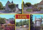 [36] Indre > Autres Communes Veuil Vues Diverses - Sonstige Gemeinden