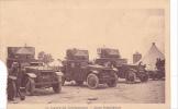 20731 Camp De Coetquidan -35 France - Autos Mitrailleuses -64éd Gabriel - ! Attention état ! Manque ! Side-car