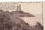 50 SAINT VAAST LA HOUGUE Belle Vue Sur La HOUGUE Côté De La Porte Aux Dames Promeneurs Bord De MER En 1937 - Saint Vaast La Hougue