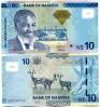 NAMIBIA 10 DOLLARS P-NEW 2013 UNC - Namibia