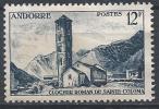 Andorre N°145 (*) NsG - Neufs