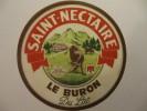 TSN44 / étiquette De Fromage SAINT NECTAIRE - LE BURON DU LAC 15 - Fromage