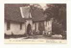 Cp, 38, La Grande Chartreuse, Le Couvent, Sortie Des Pères (Cliché Authentique) - Chartreuse