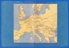 Rumänien; Legaturi Feroviale Europene Ca. 1995 - Europa
