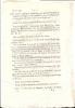 76 SAINTE HELENE BONDEVILLE 1812 DECRET ERECTION CHAPELLE 2 PAGES ROUSSEURS - Decretos & Leyes