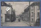 Carte Postale 93. Rosny-sous-bois  Rue De Paris  Coin De La Rue De Nanteuil Trés Beau Plan - Rosny Sous Bois