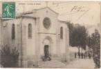 CPA 04 BARREME Place De L'Eglise 1910 - Ohne Zuordnung