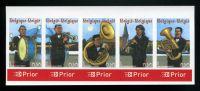 [6472] Carnet B57, Carnet De Timbres-poste. Musique - Harmonies Et Fanfares, Cote 60 Euros (2005) - No Dentado