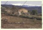 MURS Vaucluse 84 : Mas La Charlesse Et Le Mont Ventoux - France