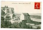 V2/ 76 - Veules Les Roses : Moulin De La Mer Et Falaises D'aval - Veules Les Roses