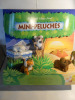 MAC DONALD / MINI PELUCHE 1994  / PRESENTOIRE HAPPY MEAL  COMPLET  / 50CMX50CM / PARFAIT ETAT - McDonald's
