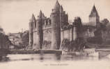 Dép. 56 - JOSSELIN. - Château. Laurent-Nel, Rennes. N° 1732 - Josselin